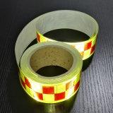 O PVC da impressão Sew na fita reflexiva para a veste da segurança