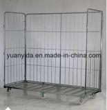 Contenitore caldo del rullo del pallet della rete metallica di vendita 2017