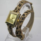 OEM Ms Leopard Quartz Watch Wholesale