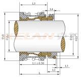 Los Fuelles de elastómero/sello mecánico de la serie 128 (KL128)