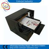 A3 Grootte cj-R2000t Direct aan de Donkere en Lichte van de Katoenen van het Kledingstuk Zuivere Machine Druk van de T-shirt