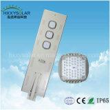 Aleación de aluminio de 100W LED Solar lámpara de jardín