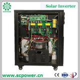 Гибридное солнечное солнечных & AC аттестованное Ce с инвертора решетки, с заряжателем батареи