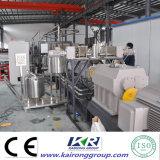 Carbon Black Plastic Granules Making Extruder Machine