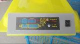 Incubateur complètement automatique approuvé d'oeufs de poulet de Hhd de la CE (EW-48)
