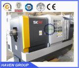 Torno de torneado del CNC con el sistema de control de GSK