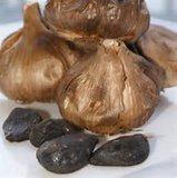 판매를 위한 완전히 자연 산물 검정 마늘