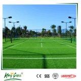 Erba di tennis, erba sintetica per tennis, erba di tennis della fabbrica