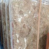 Естественный каменный мрамор Brown/светлый мрамор Emperador