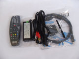 2.10 & A8p Simcard를 가진 디지털 800 HD Se Satellite Receiver