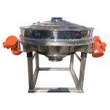 高性能の原料のための単一のデッキの安全スクリーニング機械