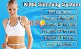 Redução gorda 6 do Liposuction em 1 cavitação do RF que Slimming a máquina