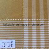 A multi cor da venda quente verific a tela tingida do teste padrão fio africano