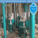 Weizen-Getreidemühle installiert in Afrika-Qualitätsgetreidemühle