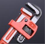 Les outils à main clé à tuyauter pour le type de clé Rapide multifonction britannique