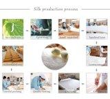 Taihuの雪の絹OEM Oeko-Texのホーム織物の100%年のクワ絹のキルト