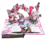 , 3D 팝업 책 인쇄하는, 책 아이들을 갑자기 나타난다 책을 갑자기 나타나십시오