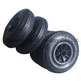 3.50-8 Big Square를 가진 외바퀴 손수레 Tire와 Inner Tube