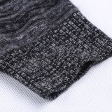 2018 новый человек в круглой горловины моды шерсти свитер оптовых Pullover круглой горловины