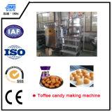 Acero inoxidable profesional automático Línea de producción de caramelo de toffee