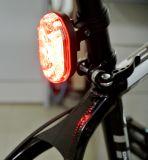 Multi-Fuction hinteres Fahrrad-Licht mit 9 LED-Lichtern
