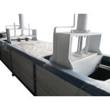 Máquina Pultrusion automática para o braço transversal de fibra de vidro