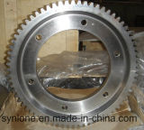Pezzo fucinato Stainless Steel Gear Shaft con CNC Machining