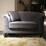 Design cinza 2 + 3 sofá de tecido com mobiliário doméstico
