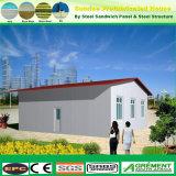 Construcción metálica Modular Prefabricados de estructura de acero de construcción de campamentos de trabajo de la casa