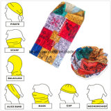 Factory OEM Produce Custom Polyester Multifunctional Seamless Buff Headscarf