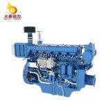De Mariene Dieselmotor van de Prijs 450HP van de fabriek met Gekoelde het Water van Zes Cilinder