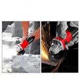 Meuleuse d'angle avec 2000W 180mm et de la poignée d'amortissement et potable