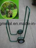 Strong Cheap 440 Lb Capacity Utility Chariot à bois en bois de chauffage