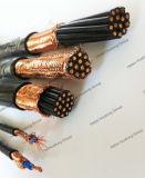450/750V Isolatie en In de schede gestoken 6 8 10 12 16 18 van pvc van de Leider van het koper de Kabel van de Controle van 20 Kern
