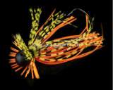 10g Spinner Pesca com isco vivo Lure Buzz Lure Isca Metal Spinner Lure