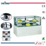 Rifornimento della vetrina della torta di marmo per il negozio di cottura (CSD328/428/528)