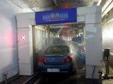 Automatischer Tunnel-Typ Auto-Wäsche-Maschine mit neun Pinseln