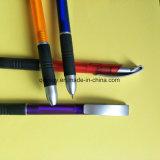 crayon lecteur de bille de point de 0.7mm avec du plastique d'Eco