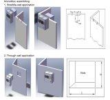 Quarto do refrigerador de Cr1418-W com Monobloc impermeável (1400W X 1800D x 2200H)