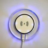 Qi беспроводных мобильных быстрое зарядное устройство с светодиодный индикатор автоматического признания 10W / 7,5 Вт / 5 Вт