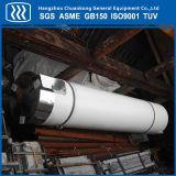Isolamento por vácuo 100m3 LCO2 do tanque de armazenagem de gás