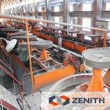 Hohe Leistungsfähigkeits-kleine Goldmine-Geräten-Schwimmaufbereitung-Zelle