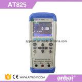 5つの頻度ポイント(AT826)が付いているESRのメートル