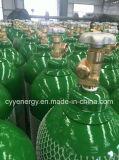 Cilindro industrial e médico de ISO9809 do oxigênio do argônio do nitrogênio de carbono de dióxido do aço sem emenda de gás