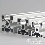Profil de l'aluminium 6063 T5 60*60 T pour l'emplacement de l'Extrusion fixtures de test