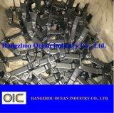 Cadeia de raspador de corrente forjada X348 X458 X678 698 P142 P200