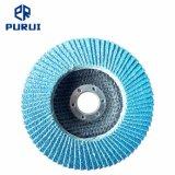 Circonia alúmina Firberglass respaldando la tapa de disco abrasivo
