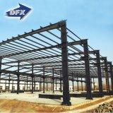Быстро возводить сборных предварительногопроектированиялегких стальных структуры Металлический каркас здания