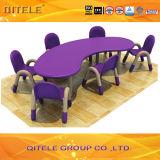 Kind-Plastikschreibtisch-Tisch für Schule (IFP-002)
