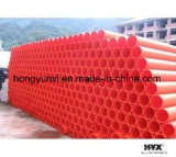 ガラス繊維ケーブル包装の管